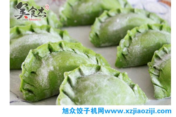 速冻饺子机让饺子的种类多起来